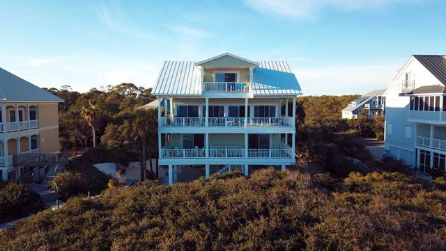 1612 Forsythia Ct, ST. GEORGE ISLAND, FL 32328 (MLS #303258) :: Coastal Realty Group