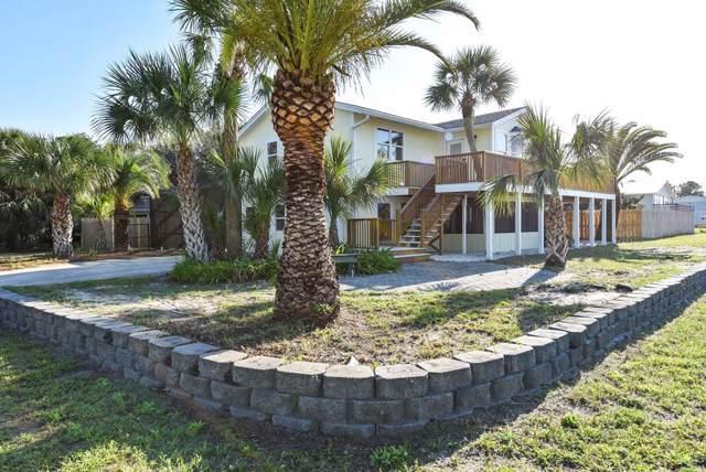400 Mc Cloud St, ST. GEORGE ISLAND, FL 32328 (MLS #303269) :: Berkshire Hathaway HomeServices Beach Properties of Florida