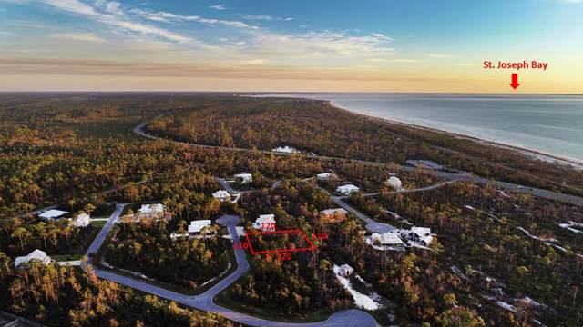 105 Conch St, PORT ST. JOE, FL 32456 (MLS #303276) :: Berkshire Hathaway HomeServices Beach Properties of Florida