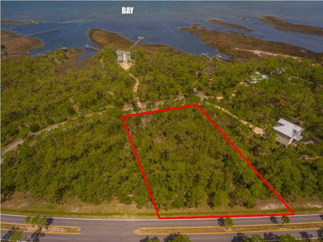 1805 Bayview Dr, ST. GEORGE ISLAND, FL 32328 (MLS #303288) :: The Naumann Group Real Estate, Coastal Office