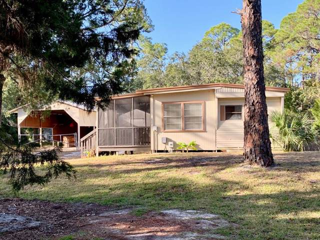 757 W Pine Ave, ST. GEORGE ISLAND, FL 32328 (MLS #303331) :: Coastal Realty Group