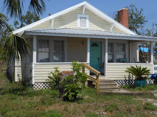 805 Long Ave, PORT ST. JOE, FL 32456 (MLS #303333) :: Coastal Realty Group