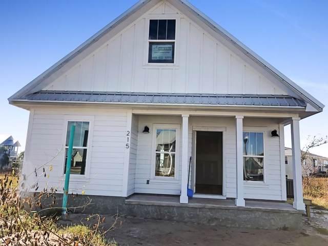 215 Kendra Davis Blvd, MEXICO BEACH, FL 32456 (MLS #303341) :: Berkshire Hathaway HomeServices Beach Properties of Florida