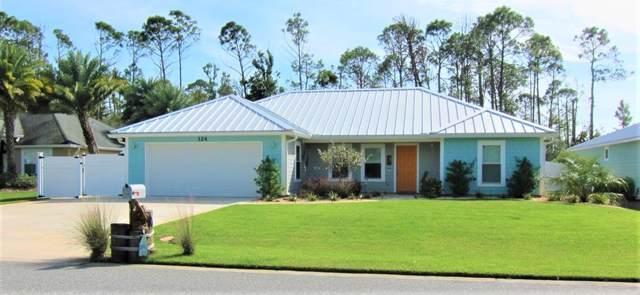 124 White Blossom Trl, PORT ST. JOE, FL 32456 (MLS #303351) :: Coastal Realty Group