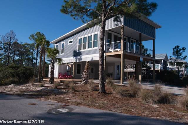193 Polaris Dr, CAPE SAN BLAS, FL 32456 (MLS #303360) :: Coastal Realty Group