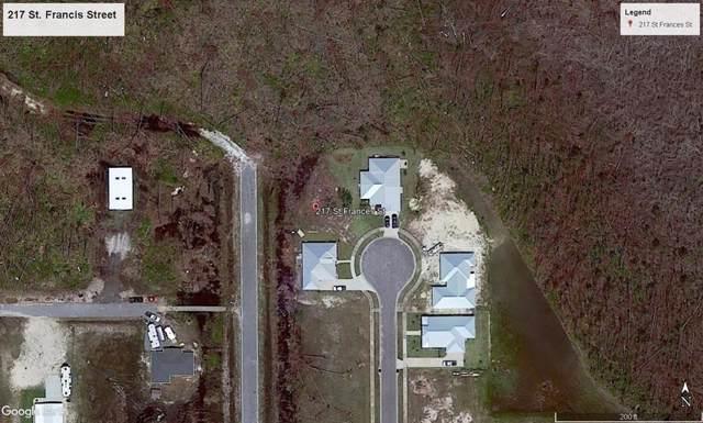 217 St Frances St, MEXICO BEACH, FL 32456 (MLS #303361) :: Anchor Realty Florida