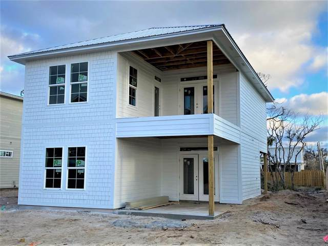 136 Court St, PORT ST. JOE, FL 32456 (MLS #303371) :: Berkshire Hathaway HomeServices Beach Properties of Florida