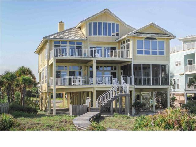 2352 Schooner Landing, ST. GEORGE ISLAND, FL 32328 (MLS #303417) :: Coastal Realty Group