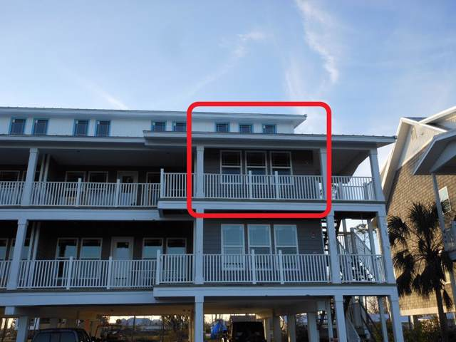 1120 15TH ST 2J, MEXICO BEACH, FL 32456 (MLS #303429) :: Berkshire Hathaway HomeServices Beach Properties of Florida