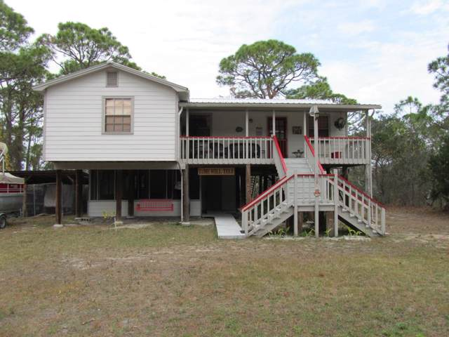 309 Howell St, ST. GEORGE ISLAND, FL 32328 (MLS #303434) :: Coastal Realty Group