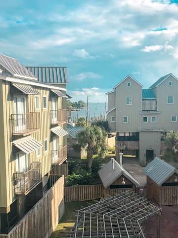 407 Pirates Landing Dr D26, CARRABELLE, FL 32322 (MLS #303459) :: Berkshire Hathaway HomeServices Beach Properties of Florida