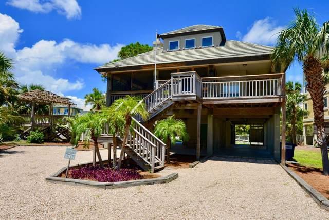 2304 Schooner Landing, ST. GEORGE ISLAND, FL 32328 (MLS #303543) :: Coastal Realty Group