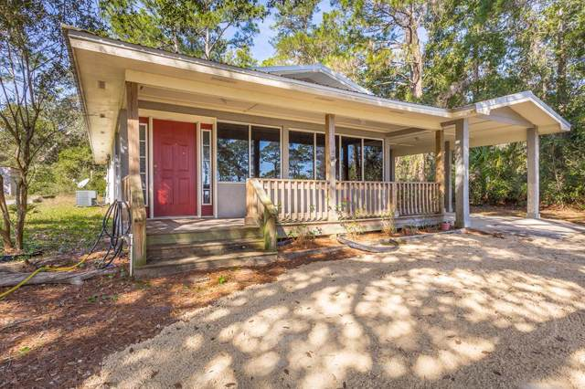 2251 Hwy 98 E, CARRABELLE, FL 32323 (MLS #303616) :: Berkshire Hathaway HomeServices Beach Properties of Florida