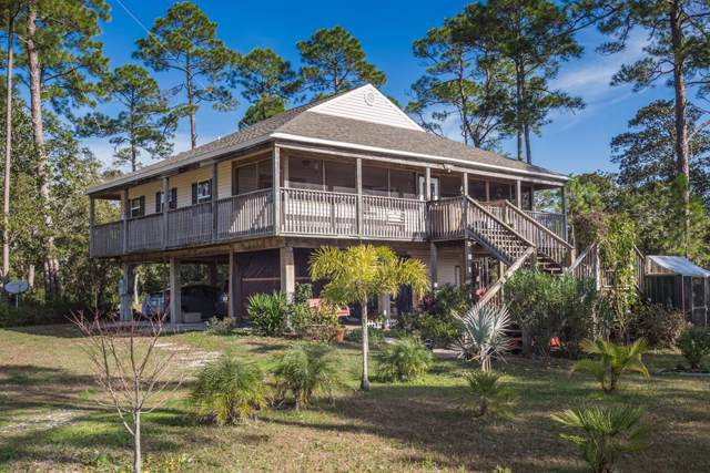 8 Hammock Cove Rd, EASTPOINT, FL 32328 (MLS #303662) :: Coastal Realty Group