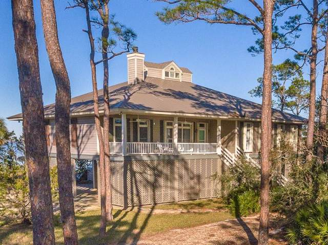 1419 Dove Ln, ST. GEORGE ISLAND, FL 32328 (MLS #303666) :: Coastal Realty Group