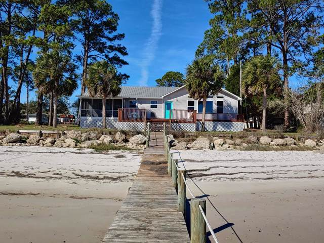 2240 Hwy 98 E, CARRABELLE, FL 32322 (MLS #303687) :: Berkshire Hathaway HomeServices Beach Properties of Florida