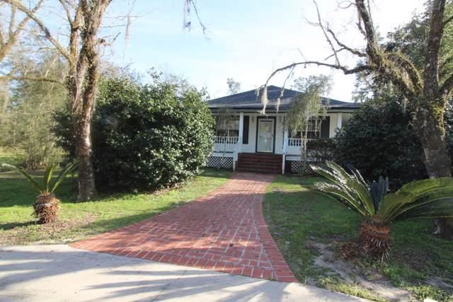 1875 Wakulla Arran Rd, CRAWFORDVILLE, FL 32327 (MLS #303688) :: Coastal Realty Group