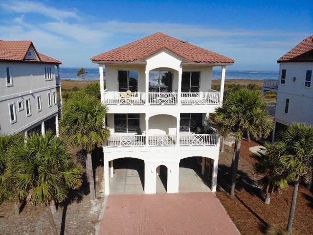 1906 Sunset Dr, ST. GEORGE ISLAND, FL 32328 (MLS #303698) :: Coastal Realty Group
