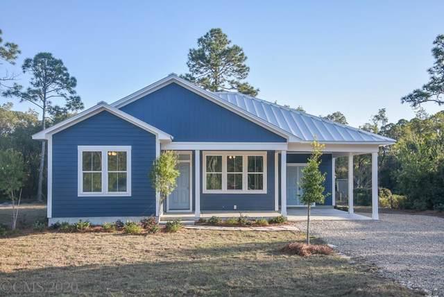 676 Longwood Ct, EASTPOINT, FL 32328 (MLS #303705) :: Berkshire Hathaway HomeServices Beach Properties of Florida