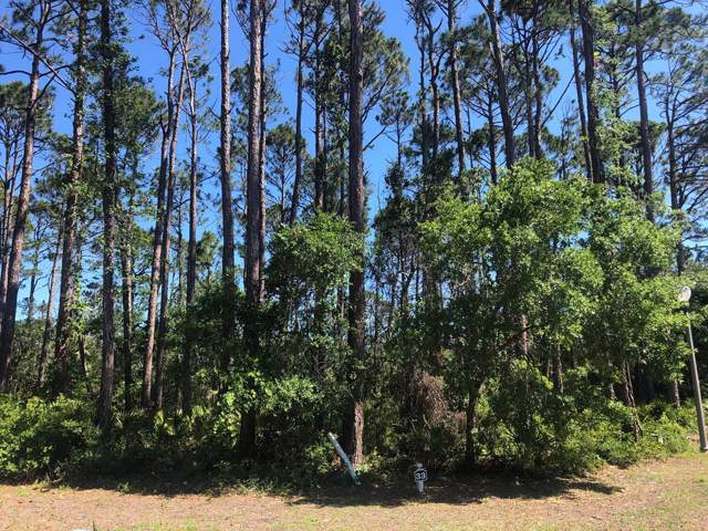 Lot 33 Outback Ln, PORT ST. JOE, FL 32456 (MLS #303715) :: Berkshire Hathaway HomeServices Beach Properties of Florida