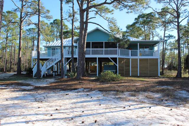 1211 E Gulf Beach Dr, ST. GEORGE ISLAND, FL 32328 (MLS #303717) :: Coastal Realty Group