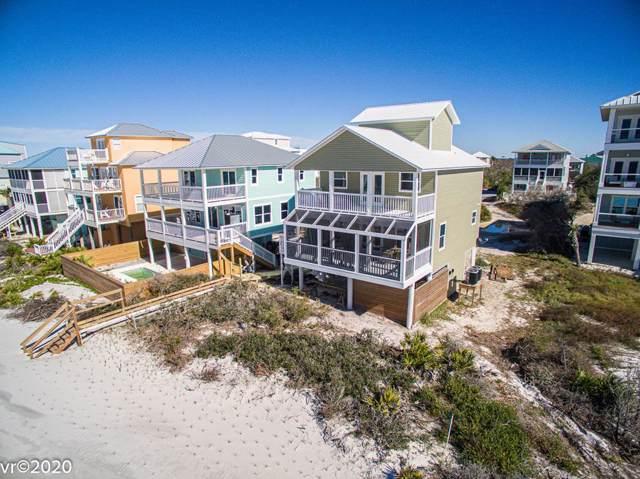 186 Sugar Loaf Ln, CAPE SAN BLAS, FL 32456 (MLS #303718) :: Coastal Realty Group