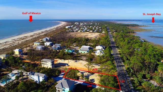 Lot 5A Cape San Blas Rd, CAPE SAN BLAS, FL 32456 (MLS #303720) :: Coastal Realty Group
