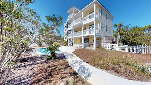 740 E Pine Ave, ST. GEORGE ISLAND, FL 32328 (MLS #303810) :: Coastal Realty Group
