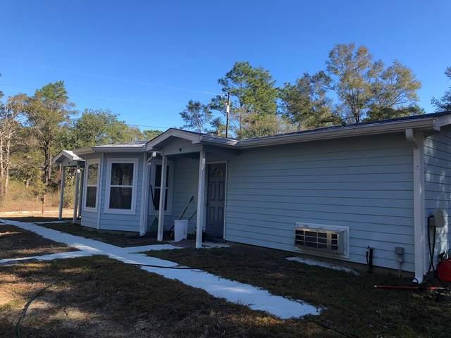 5 Pam Dr, CRAWFORDVILLE, FL 32327 (MLS #303851) :: Coastal Realty Group