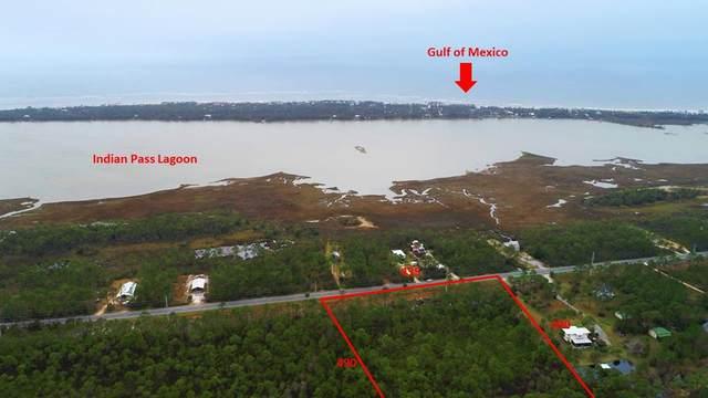 LOT 0 Cr-30 A, PORT ST. JOE, FL 32456 (MLS #303872) :: Berkshire Hathaway HomeServices Beach Properties of Florida
