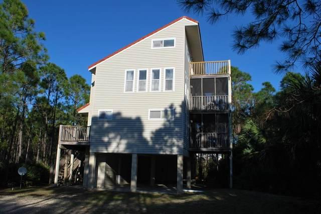2112 Dolphin Ct, ST. GEORGE ISLAND, FL 32328 (MLS #303884) :: CENTURY 21 Coast Properties