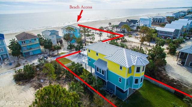 135 Griffin Ave, CAPE SAN BLAS, FL 32456 (MLS #303892) :: Berkshire Hathaway HomeServices Beach Properties of Florida