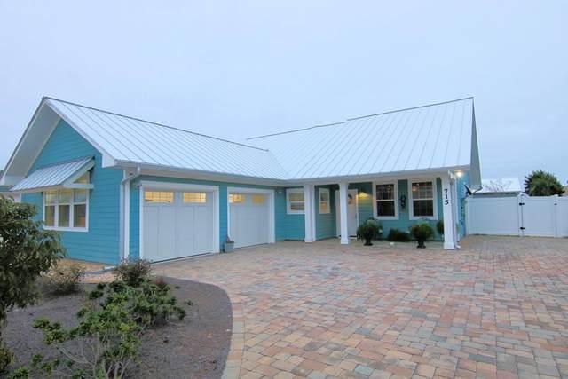 715 Gulf Aire Dr, PORT ST. JOE, FL 32456 (MLS #303909) :: Coastal Realty Group