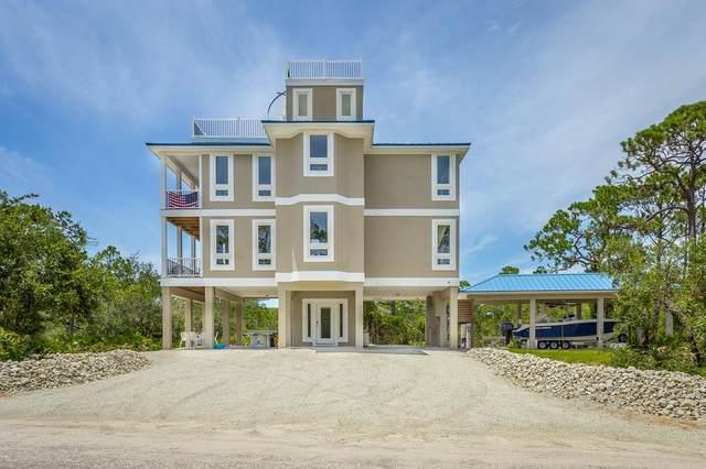 700 Bay Shore Dr, ST. GEORGE ISLAND, FL 32328 (MLS #303916) :: Coastal Realty Group