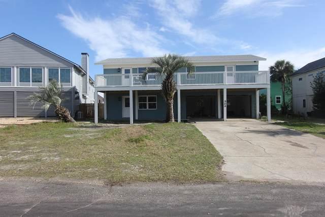 8504 Tradewinds Dr, PORT ST. JOE, FL 32456 (MLS #303930) :: Berkshire Hathaway HomeServices Beach Properties of Florida