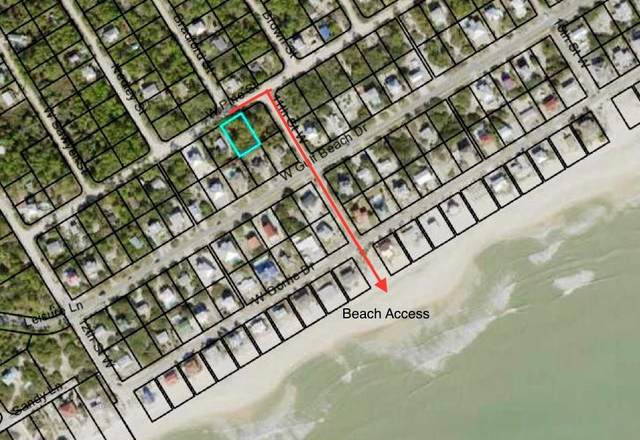 1108 W Pine Ave, ST. GEORGE ISLAND, FL 32328 (MLS #303940) :: Coastal Realty Group