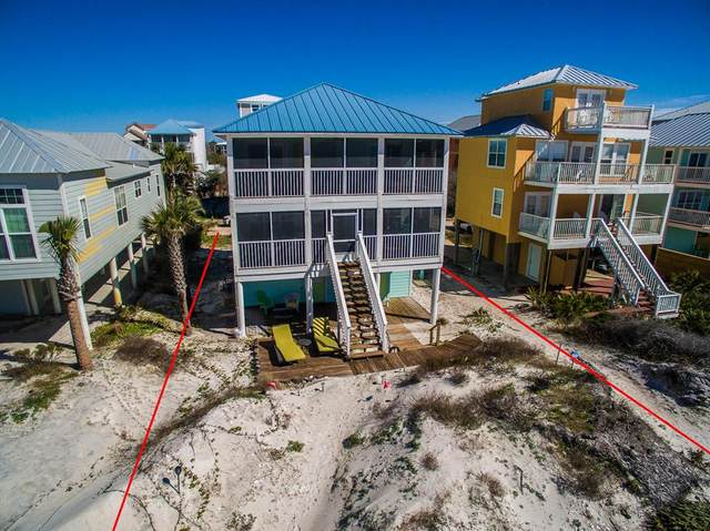 191 Tiffany Beach Rd, CAPE SAN BLAS, FL 32456 (MLS #303941) :: Coastal Realty Group