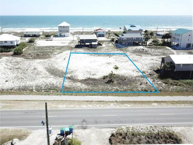 664 E Gulf Beach Dr, ST. GEORGE ISLAND, FL 32328 (MLS #303951) :: Coastal Realty Group