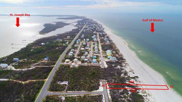 Lot 4 Gulf Side Dr, PORT ST. JOE, FL 32456 (MLS #303954) :: Coastal Realty Group