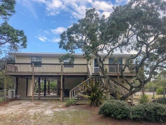 708 W Bayshore Dr, ST. GEORGE ISLAND, FL 32328 (MLS #303973) :: Berkshire Hathaway HomeServices Beach Properties of Florida