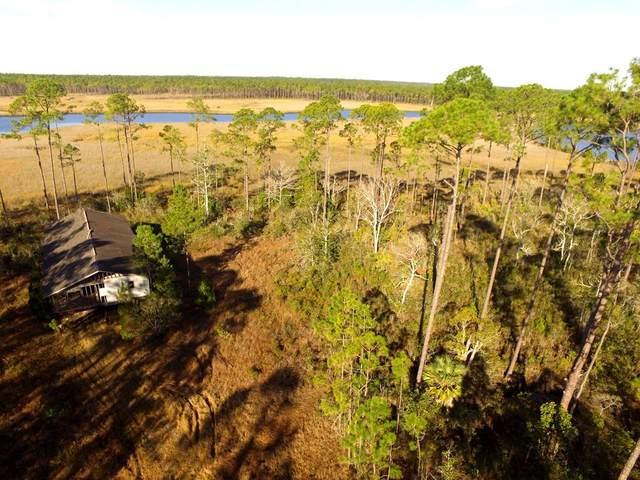 341 Jay Jay Way, CARRABELLE, FL 32322 (MLS #303974) :: Berkshire Hathaway HomeServices Beach Properties of Florida