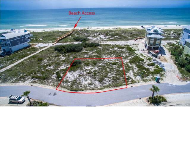 19 W Ovation Dr, CAPE SAN BLAS, FL 32456 (MLS #303979) :: Berkshire Hathaway HomeServices Beach Properties of Florida
