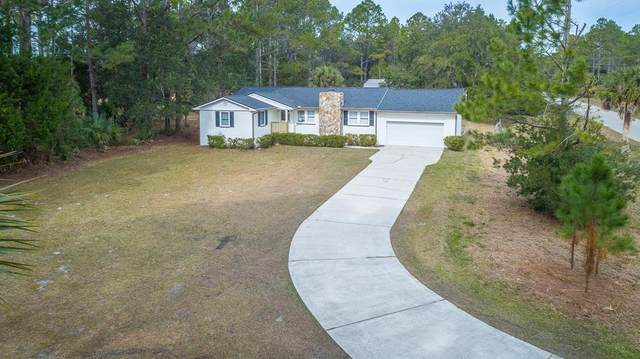 2591 Hwy 98 E, CARRABELLE, FL 32322 (MLS #303983) :: Berkshire Hathaway HomeServices Beach Properties of Florida