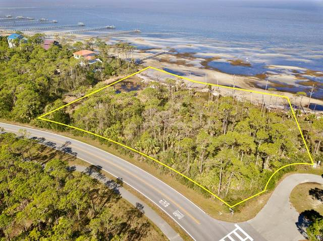 2215 Seagull Way, ST. GEORGE ISLAND, FL 32328 (MLS #303984) :: Berkshire Hathaway HomeServices Beach Properties of Florida