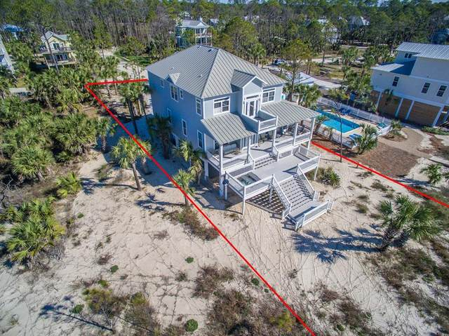 102 E Chickasaw Ln, CAPE SAN BLAS, FL 32456 (MLS #303985) :: Coastal Realty Group