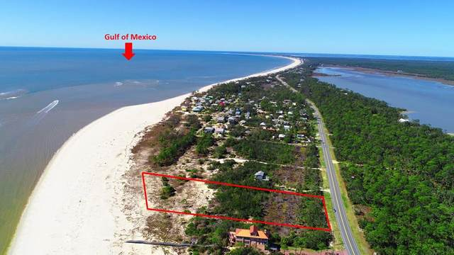 Lot B Indian  Pass Rd, PORT ST. JOE, FL 32456 (MLS #304004) :: Berkshire Hathaway HomeServices Beach Properties of Florida