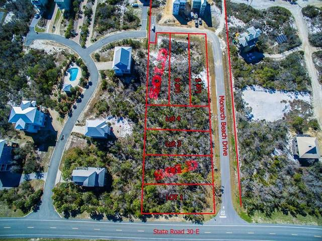 Lot 5 Monarch Beach Dr Lot 5, CAPE SAN BLAS, FL 32456 (MLS #304041) :: The Naumann Group Real Estate, Coastal Office