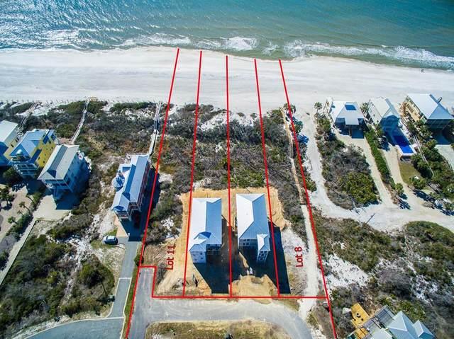 Lot 8 Monarch Beach Dr Lot 8, CAPE SAN BLAS, FL 32456 (MLS #304043) :: Coastal Realty Group