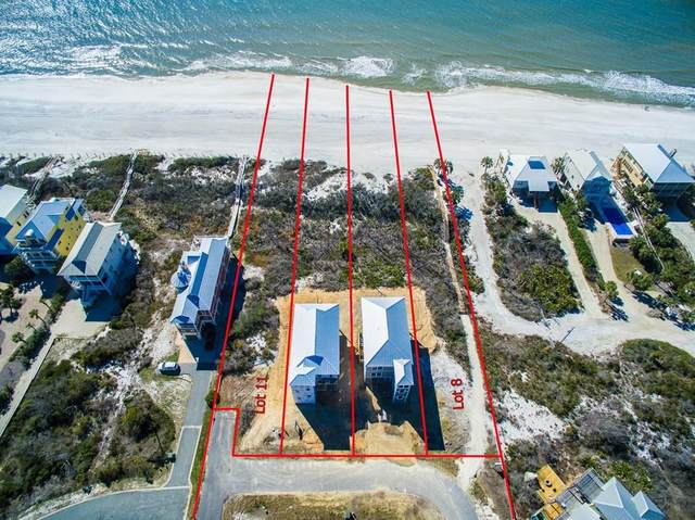 Lot 11 Monarch Beach Dr Lot 11, CAPE SAN BLAS, FL 32456 (MLS #304044) :: The Naumann Group Real Estate, Coastal Office