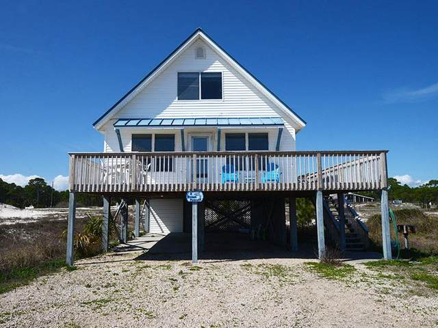 1316 E Gulf Beach Dr, ST. GEORGE ISLAND, FL 32328 (MLS #304051) :: Coastal Realty Group